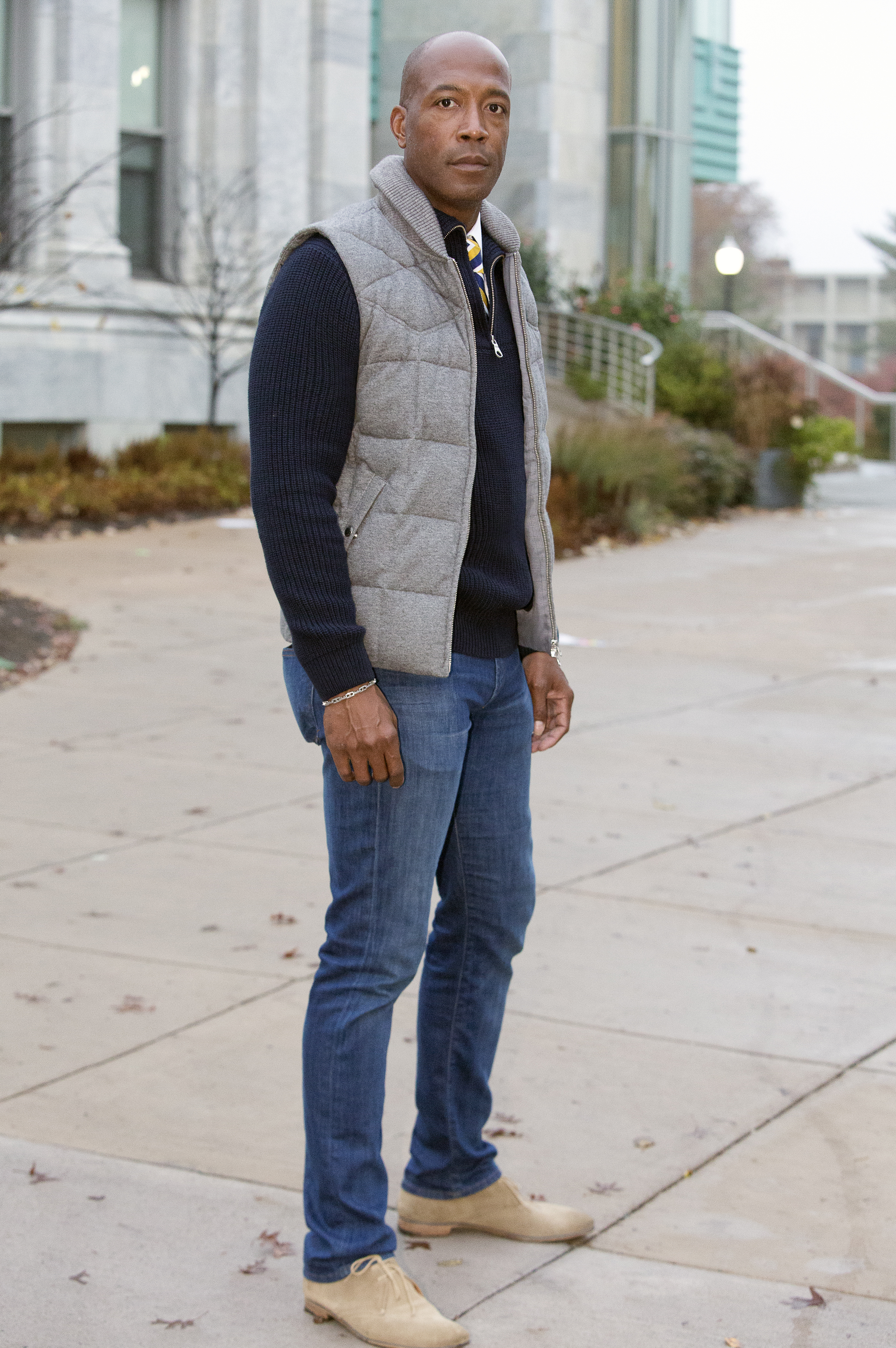 A down vest for homecoming: an outwear essential – zing new theme